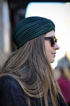 delicate turban