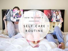 If you feel like you don't have time for self care, the Power Hour method is the simplest and quickest way to start a self care routine!