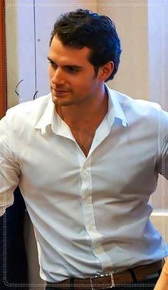 Viva las camisas blancas!!!