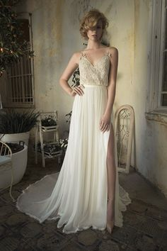 abito da sposa Camellia Lihi Hod 2014