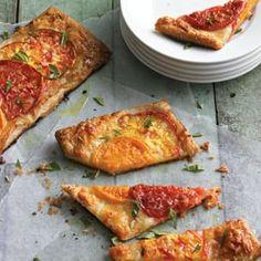 Rustic Tomato & Mozzarella Tart | Williams-Sonoma