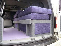 This Photo was uploaded by paulcheesmur. Caddy Van, Campervan Bed, Vw Caddy Maxi, Volkswagen Caddy, Cushions, Vans, Camper Ideas, Mtb, Camping