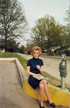 """William Eggleston  """"Memphis"""" He was the subject of an amazing exhibition at Chicago's Art Institute a few years ago."""