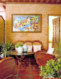 1000 images about bahay kubo on pinterest philippines for Filipino inspired interior design