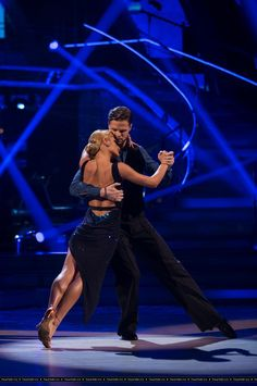 Jay e @AlionaVilani no Strictly Come Dancing. #TeamJaliona (7 nov.)
