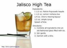 Jalisco high tea