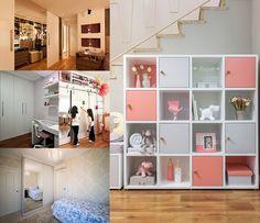 Aprenda qual armário escolher para cada situação