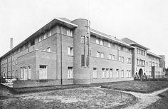 Sint Joseph ziekenhuis 1932 na de oplevering