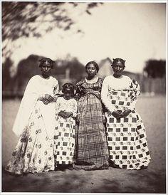 Désiré Charnay | Femmes Betsimisaraka, Madagascar 1863 | The Met