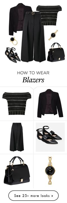 """outfit 3730"" by natalyag on Polyvore featuring Theory, Erdem, Zara, Alexander McQueen, Miu Miu, Gucci and Citizen"