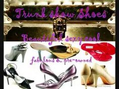 Presenting Trunk Show Shoes & Tote Bags by Nahj Navah Adi Jewelry. http://youtu.be/y4h7rcjusJc