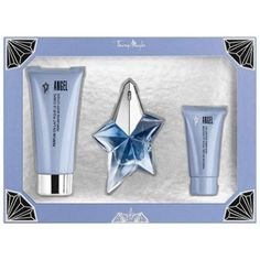 Thierry Mugler Angel Eau De Parfum Refillable Gift Set 25ml- at Debenhams.com