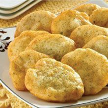 Bacalaítos are an immensely popular staple in Puerto Rico. All over the island you'll find these cod fritters sold from small roadside kiosks, and any street fair there will usually feature several stands of crispy Bacalaítos.  With the help of GOYA® Adobo All-Purpose Seasoning and some garlic, our Bacalaítos recipe yields traditional Puerto Rican cod fritters, prepared as they have been for generations.