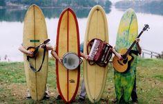 Wave accordeon