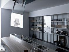 Modular Kitchens: Kitchen Artematica Vitrum Arte [A] By Valcucine | BEST  Kitchen Designs | Pinterest | Thailand, Küchenkunst Und Kunst