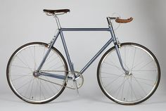 Hin's Single Speed. by Feather Cycles