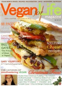 523cfd807 Vegan for Life Magazines Vegan Magazine