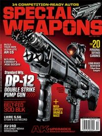 Special Weapons For Military & Police September/October 2015 cover