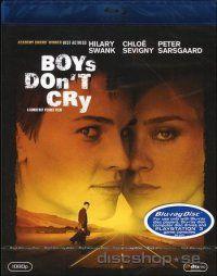 Boys don't cry (Blu-ray) 6,95€