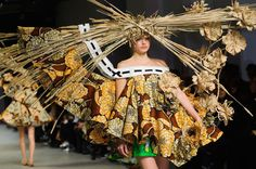 Viktor & Rolf at Couture Spring 2015 - Livingly