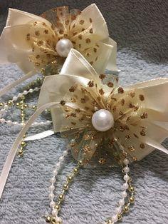 Items similar to 2 Satin Hair Bows, Gold Iridescent Chiffon on Etsy Handmade Hair Bows, Handmade Gifts, Gold Hair Bow, Gold Polka Dots, Satin Bows, Streamers, Iridescent, Wordpress, Chiffon
