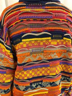 Rainbow Sweater, Gq, Trips, Dads, Men Sweater, Australia, Shape, Knitting, Amazing