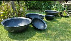 Fiberglass sugar kettle replicas  www.lifetimepirogues.com