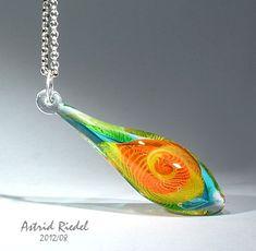 Astrid Riedel Glass Artist: Sun Rays!