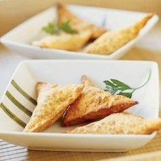 Ricette pasta brisée: saccottini di tonno e patate