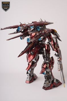 GUNDAM GUY: G-System 1/60 Gerbera Tetra Plus - Painted Build