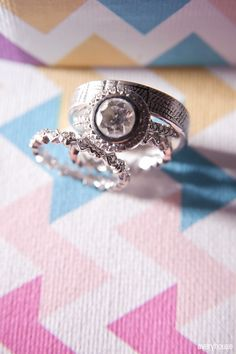 a beautiful vintage wedding ring for a beautiful vintage wedding