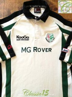 ce42e232102 22 Best Classic Harlequins Rugby Shirts images in 2019 | Rugby ...