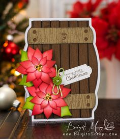 """Brigit's Scraps """"Where Scraps Become Treasures"""": Have Yourself A Merry Little Christmas!"""