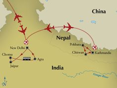 Incredible India & Nepal,Small Group Tour India & Nepal - Discovery Tours by Gate 1 - www.gate1travel.com