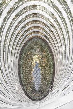 The Galaxy SOHO, Beijing, 2012 - Zaha Hadid Architects