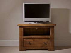 Plank TV Cabinet (Drw) #indigocollections