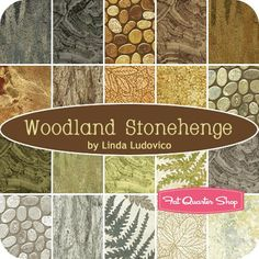 Woodland Stone Strips by Northcott FabricsNorthcott Fabrics SWOOD-10 - Jelly Rolls   Fat Quarter Shop