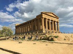 Valle dei Templi, Agrigento  Tempio della Concordia
