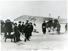 The Finnish Air Force is one of the oldest aerial warfare service branches in the world to operate without interruption since its establishment in Finnish Air Force, Warfare, Finland, Old Things, History, World, Type, World War Two, World War One