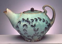 Michael Kline pottery at MudFire Gallery