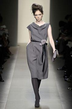 Bottega Veneta Fall 2008 Ready-to-Wear Fashion Show - Olga Sherer