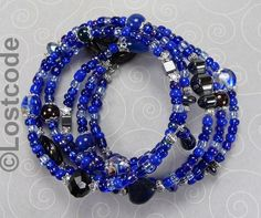 'Starry Night Wrap Bracelet' is going up for auction at  6pm Thu, Jul 26 with a starting bid of $10.