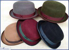 Los ** PORK PIE **...Nuestro último capricho ya en la web  http://www.masario.es/es/familia.aspx?seccion=catalogo&id=729  #sombreros