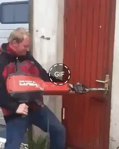 If you have a broken lock