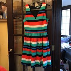 Anthropologie Dress - Summer Must Have! Perfect for summer into fall! This Pim + Larkin dress is in excellent, pre loved condition. Size M. Priced low to sell quick!  Anthropologie Dresses