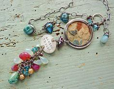 sacred thread  Nina Bagley, artist