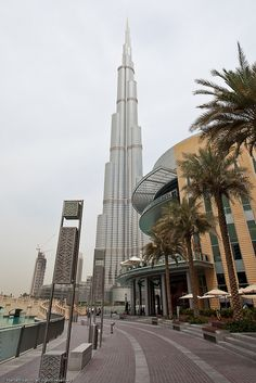 Burj Khalifa, Dubai, UAE Dubai Architecture, Beautiful Architecture, Dubai City, Dubai Uae, World Expo 2020, Dubai Travel, Interesting Buildings, United Arab Emirates, Burj Khalifa