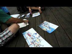 Sketchwalk at VivoCity (24 Dec 2011)