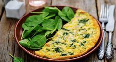 Omelete de frango, ricota e abobrinha - Gourmet | Grupo Sinos