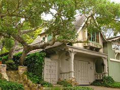 "Hugh Comstock ""Swiss Chalet"" cottage"